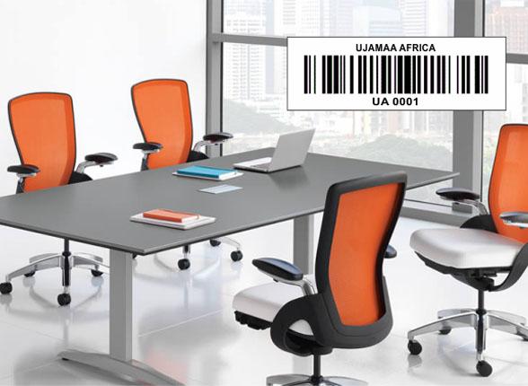 Asset Tagging in Kenya verification reconciliation valuation software scanner